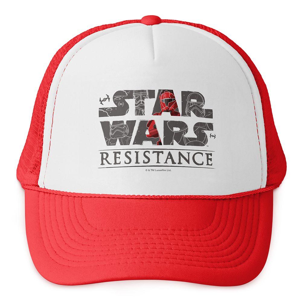 Star Wars Resistance Logo Trucker Hat – Customizable