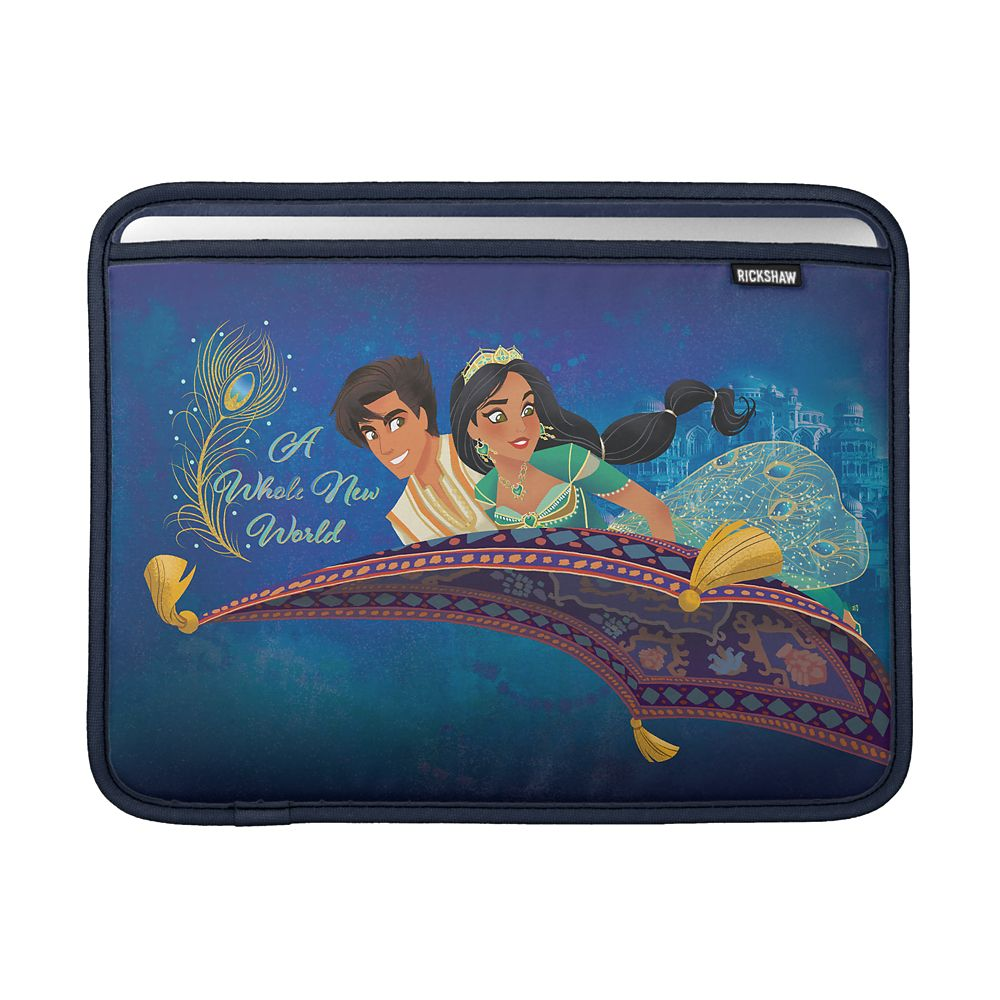 Aladdin ''A Whole New World'' MacBook Air Sleeve  Live Action Film  Customized Official shopDisney