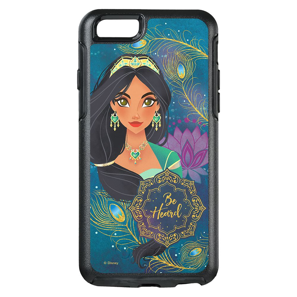 Jasmine ''Be Heard'' OtterBox iPhone 8/7 Symmetry Case  Aladdin  Live Action Film  Customized Official shopDisney