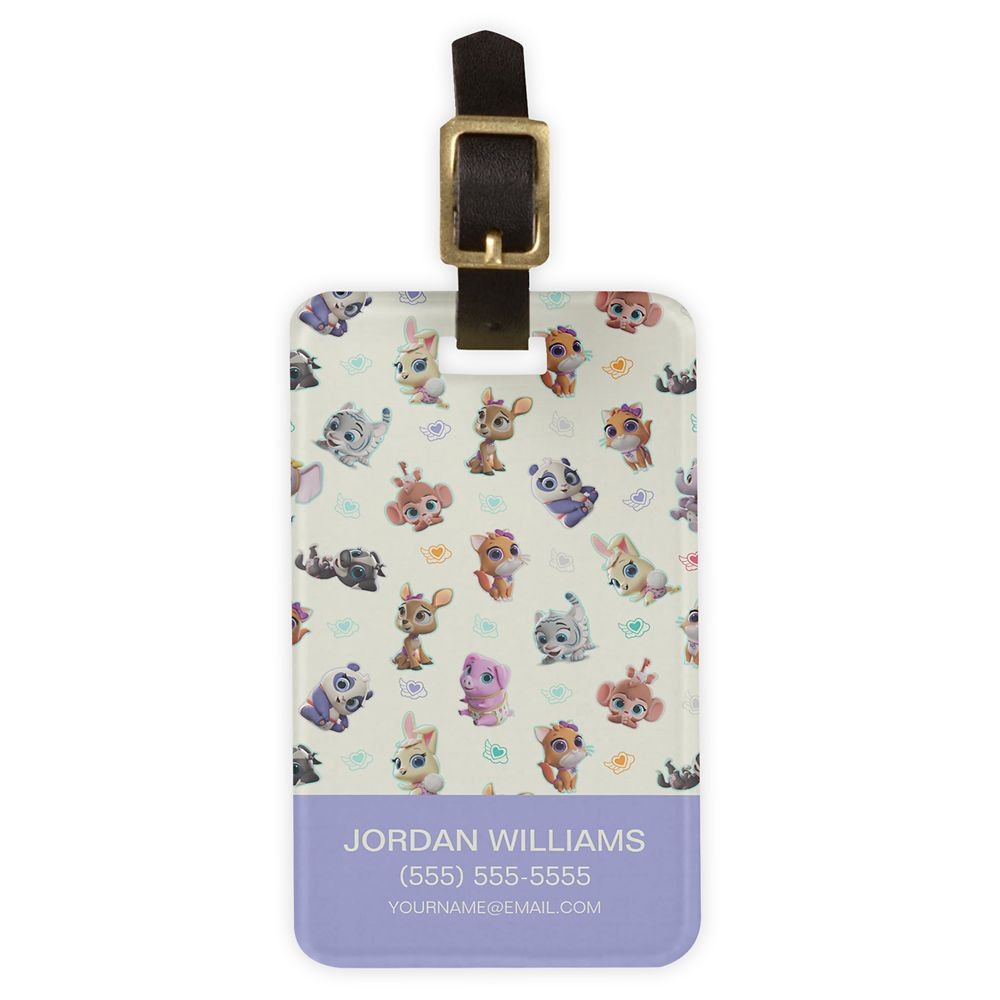 T.O.T.S. ''Special Delivery'' Luggage Tag – Customized