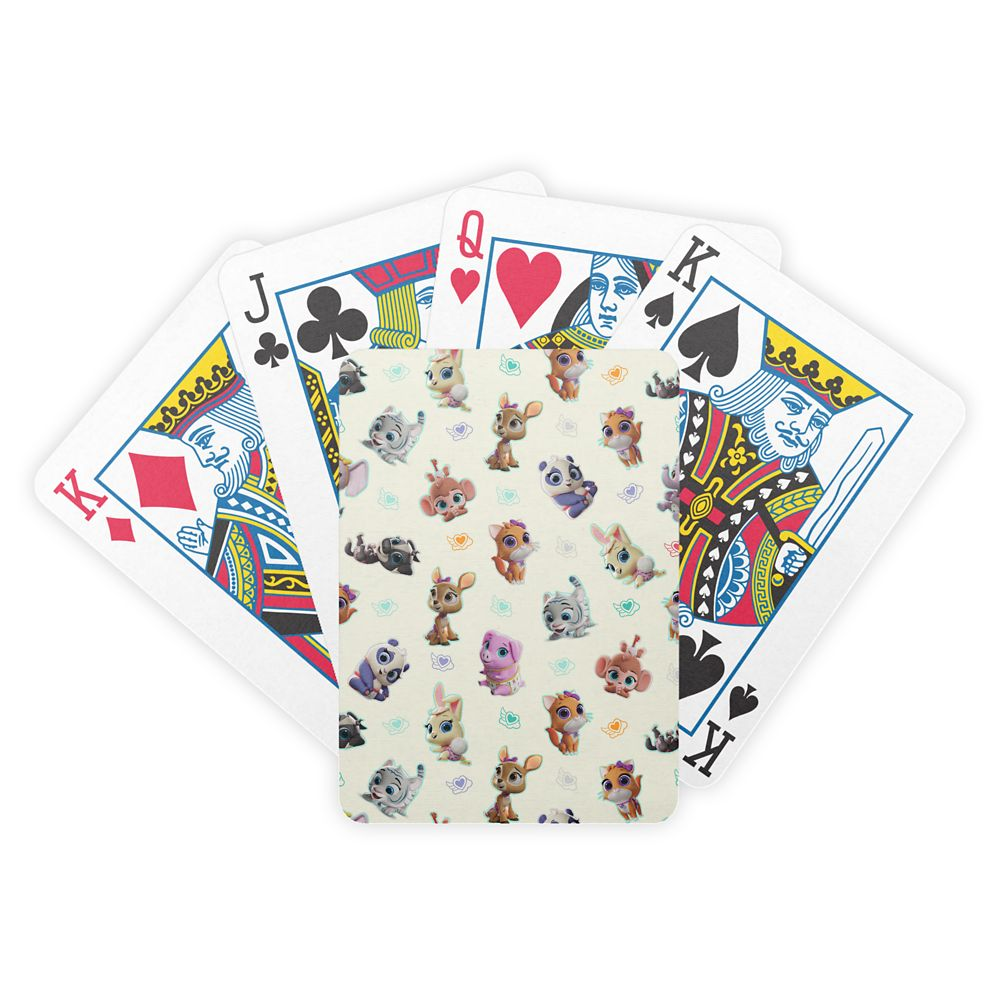 T.O.T.S. ''Special Delivery'' Playing Cards – Customized