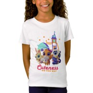 T.O.T.S. ''Cuteness On the Way'' T-Shirt for Girls – Customized