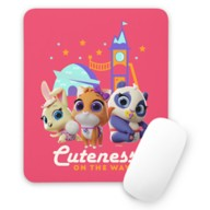 T.O.T.S. ''Cuteness On the Way'' Mousepad – Customized