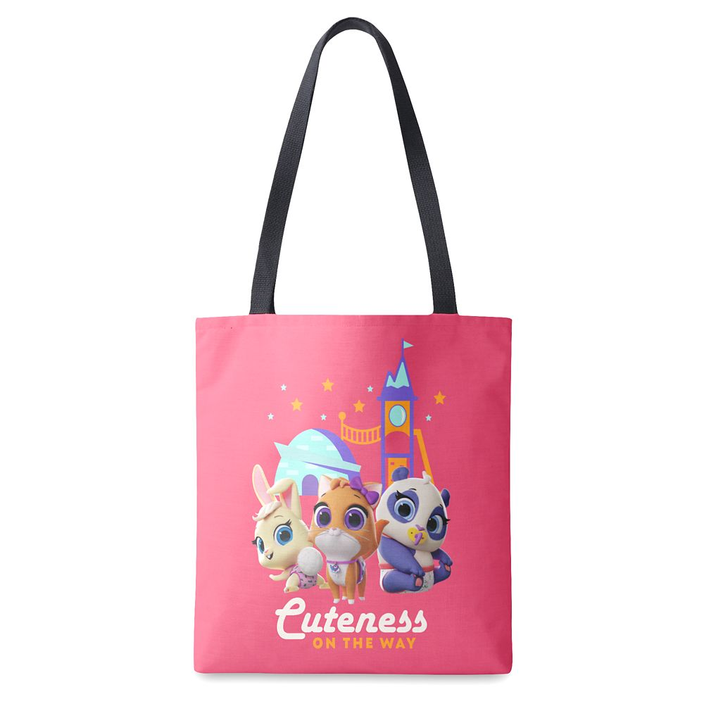 T.O.T.S. ''Cuteness On the Way'' Tote Bag – Customized