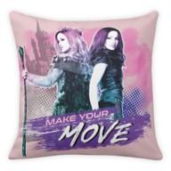 Mal and Audrey Throw Pillow – Descendants 3 – Customized