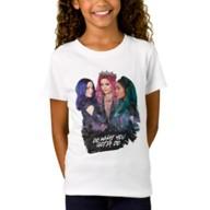 Mal, Uma, and Audrey T-Shirt for Girls – Descendants 3 – Customized