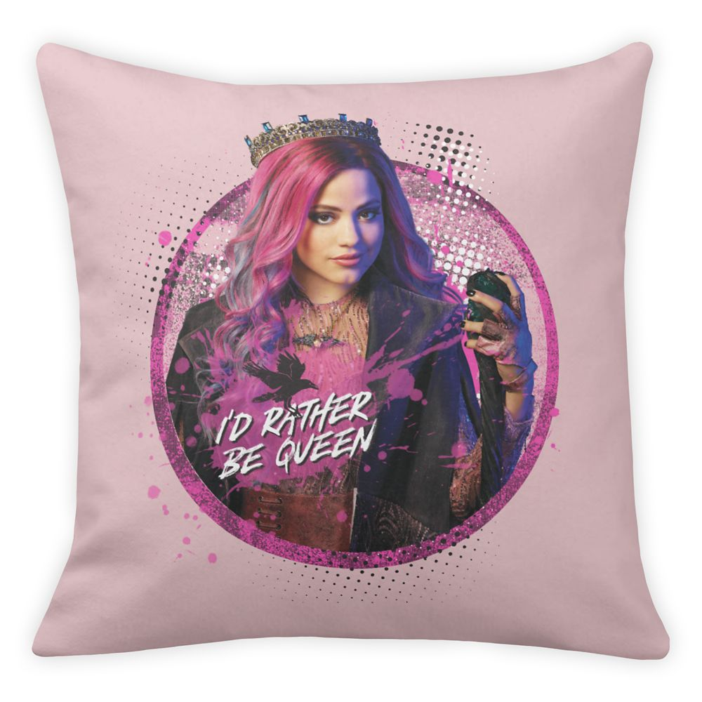 Audrey Throw Pillow – Descendants 3 – Customized