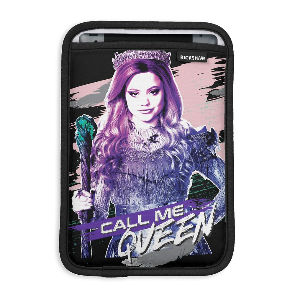 Audrey: Call Me Queen iPad Mini Sleeve  Descendants 3  Customized Official shopDisney