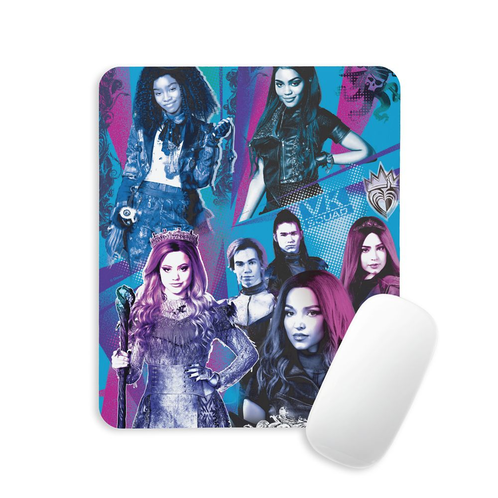 Descendants 3: VK Squad Mouse Pad   Customized Official shopDisney