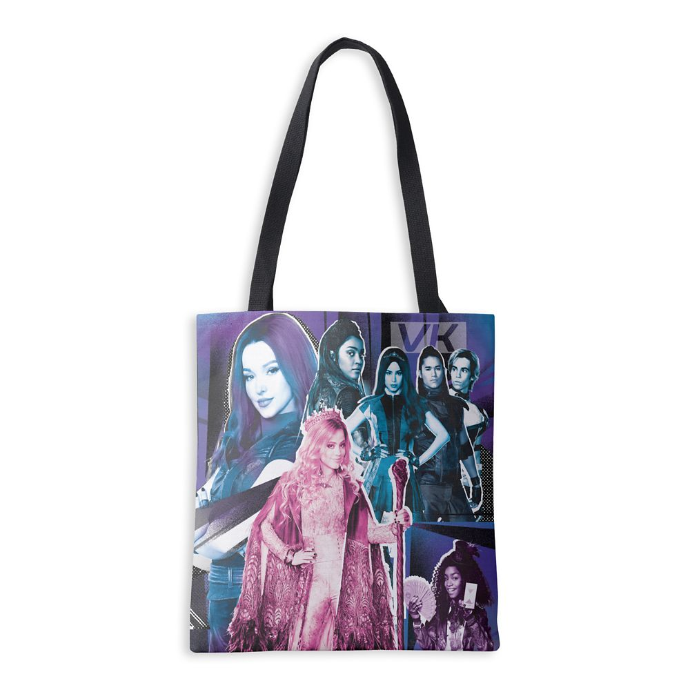 shopdisney.com - Descendants 3: Can't Take the Isle Out of the VK Tote Bag  Customized Official shopDisney 19.95 USD