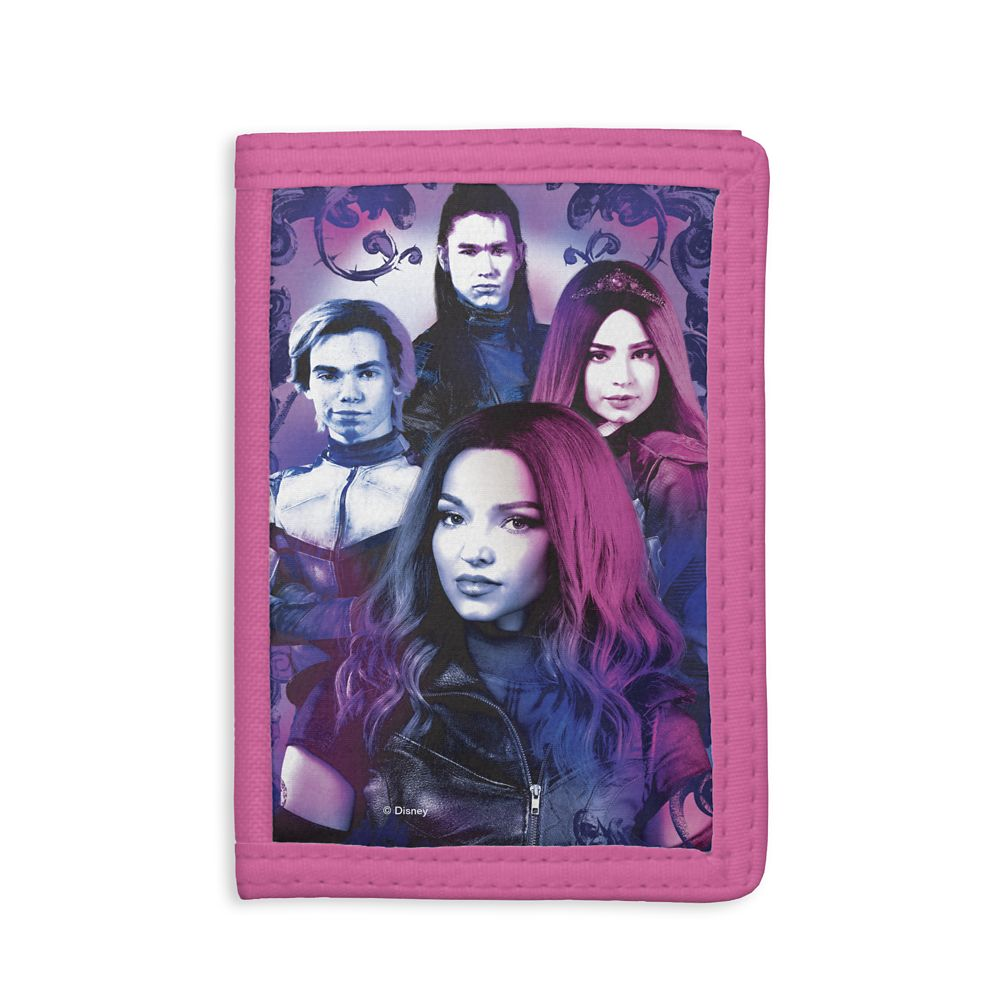 Descendants 3: My Crew Trifold Wallet – Customized