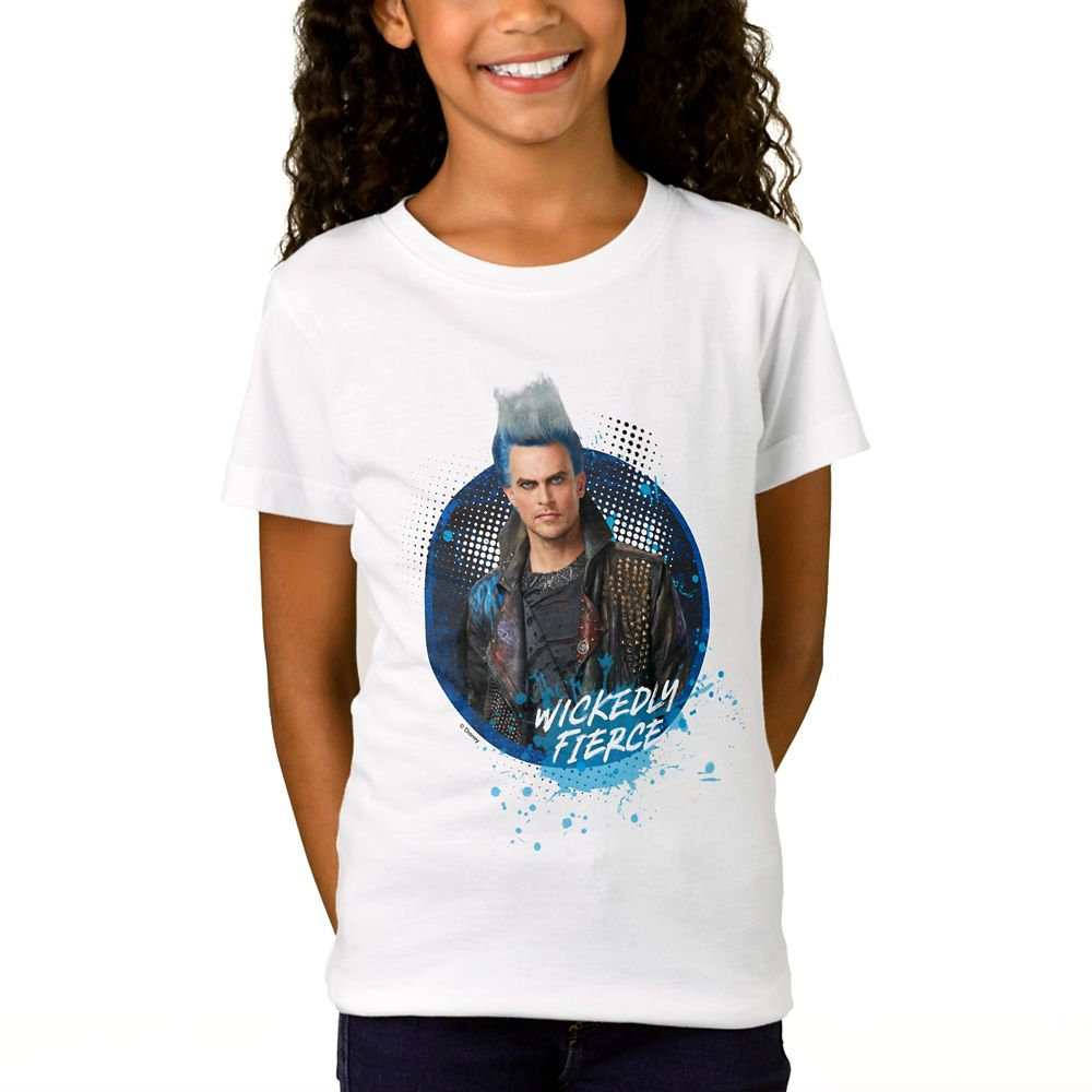 Hades: Wickedly Fierce T-Shirt for Girls – Descendants 3 – Customized