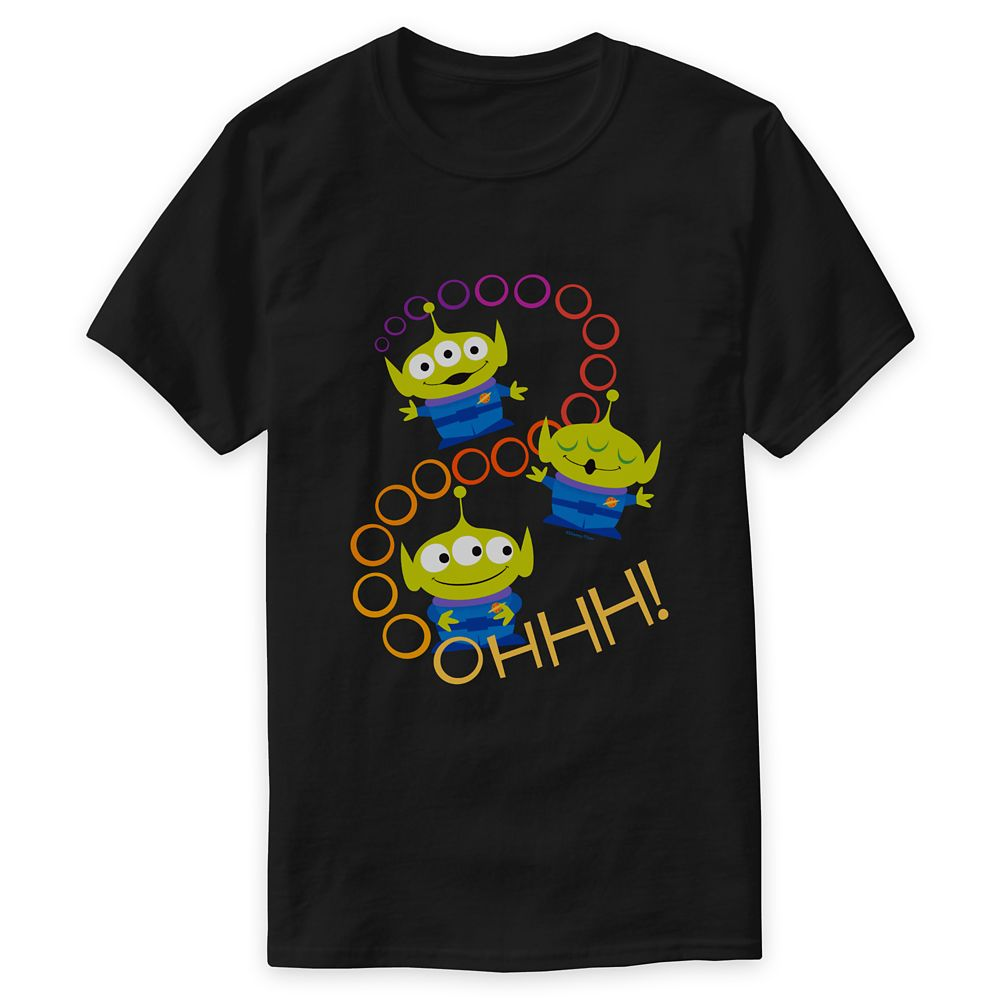 Toy Story 4: Aliens ''Ooooh'' T-Shirt for Men – Customizable