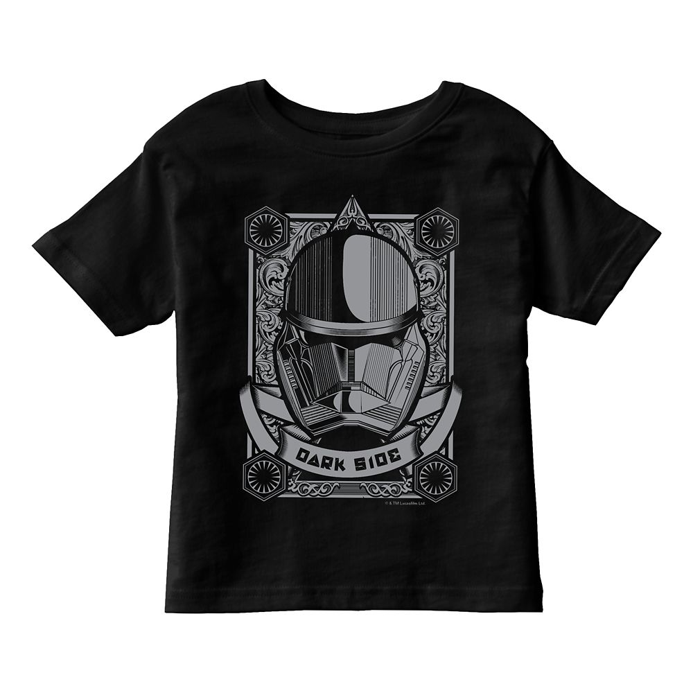 Sith: Dark Side T-Shirt for Boys – Star Wars – Customizable