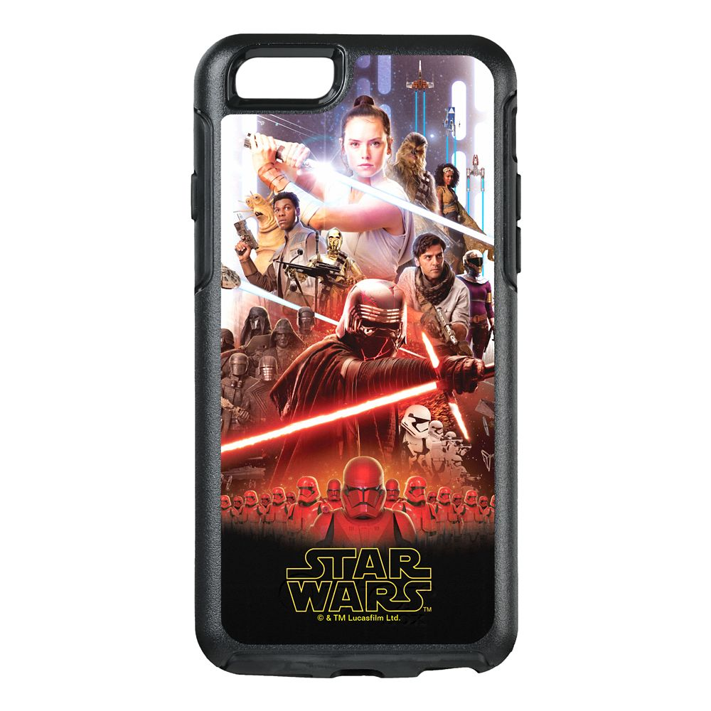 Star Wars: The Rise Of Skywalker Theatrical Art OtterBox iPhone Case – Star Wars: The Rise of Skywalker – Customizable