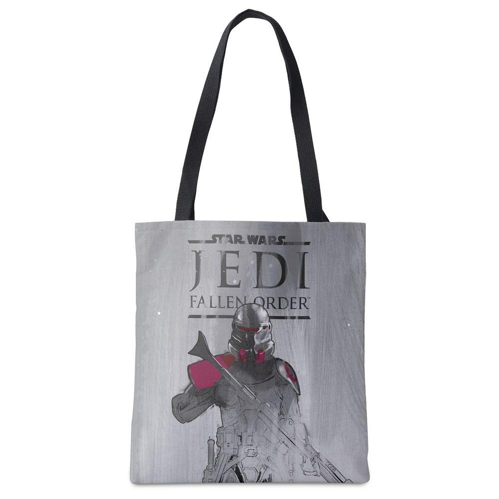 Purge Trooper Sketch Tote Bag – Star Wars: The Rise of Skywalker – Customizable