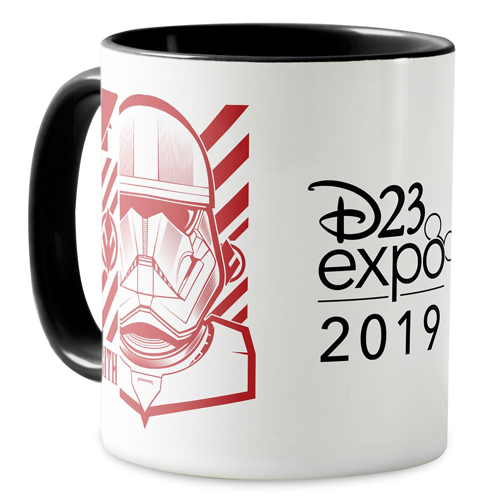 Star Wars D23 Expo 2019 Limited Release Sith Trooper Mug – Customizable