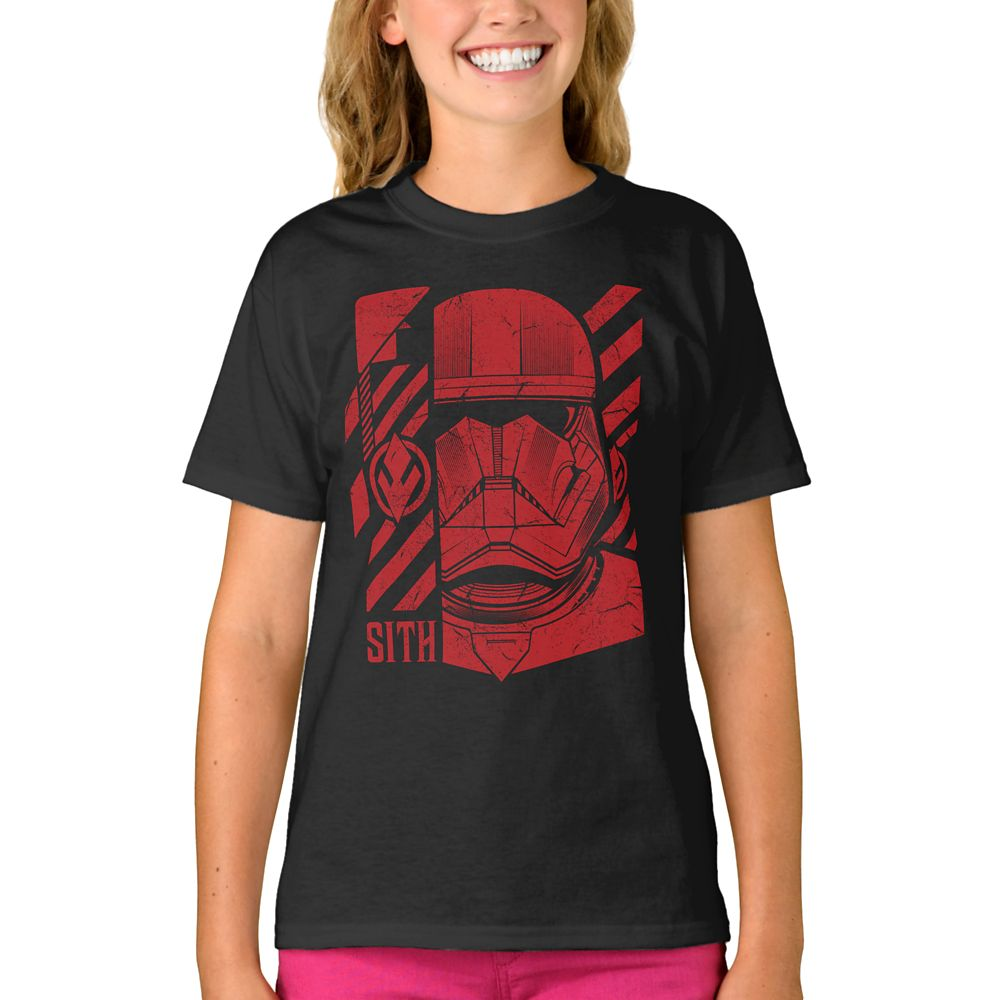 Star Wars D23 Expo 2019 Limited Release Sith Trooper T-Shirt for Girls – Customizable