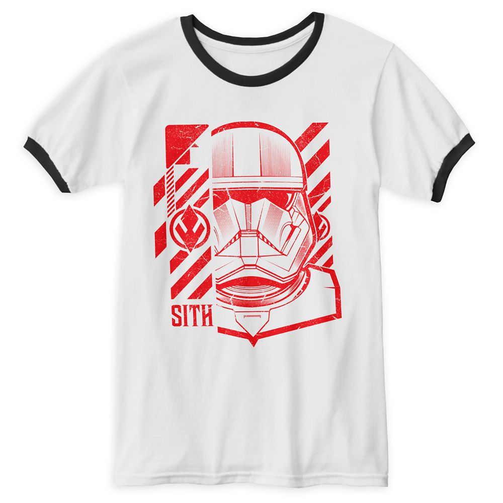Star Wars D23 Expo 2019 Limited Release Sith Trooper Ringer T-Shirt for Men – Customizable