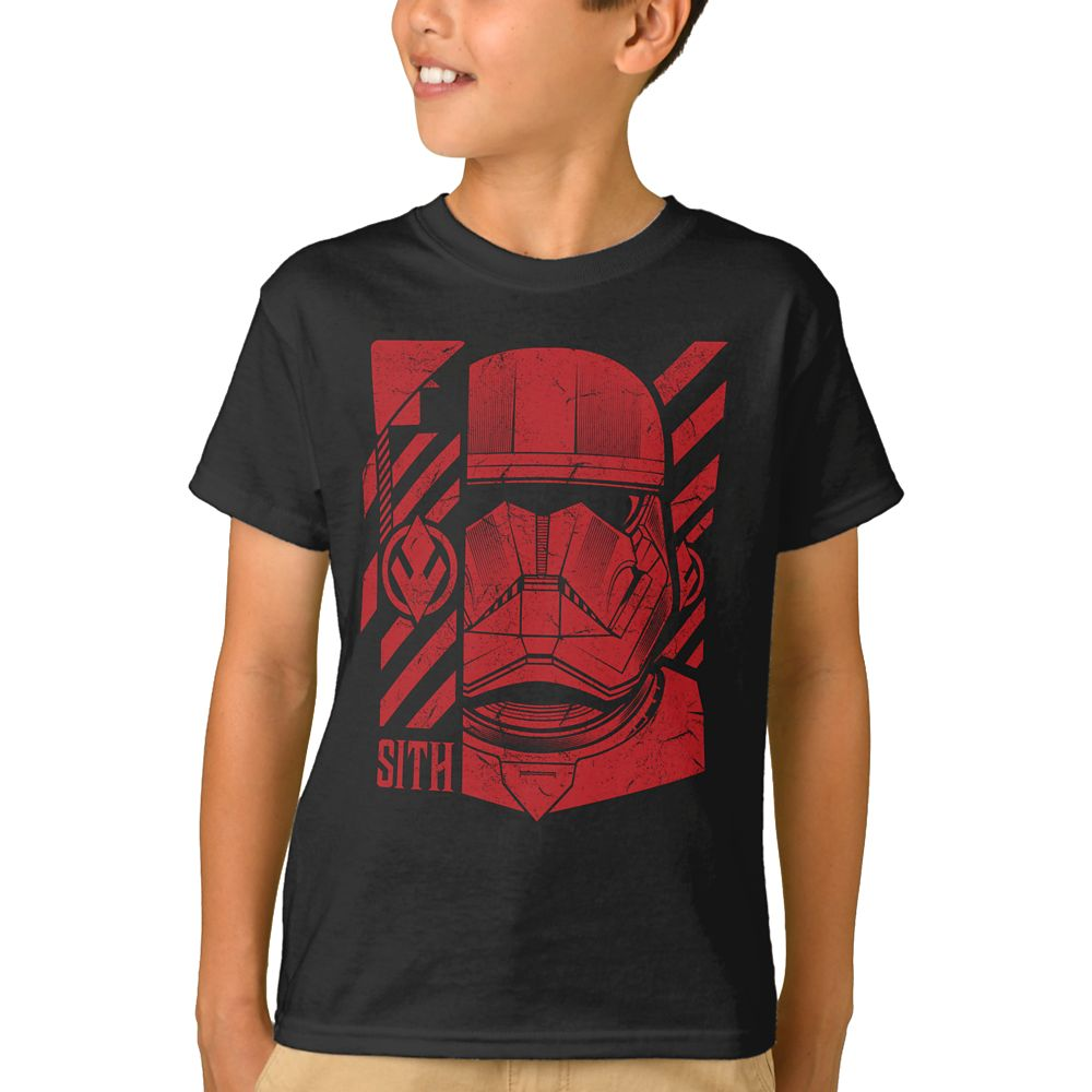 Star Wars D23 Expo 2019 Limited Release Sith Trooper T-Shirt for Boys – Customizable