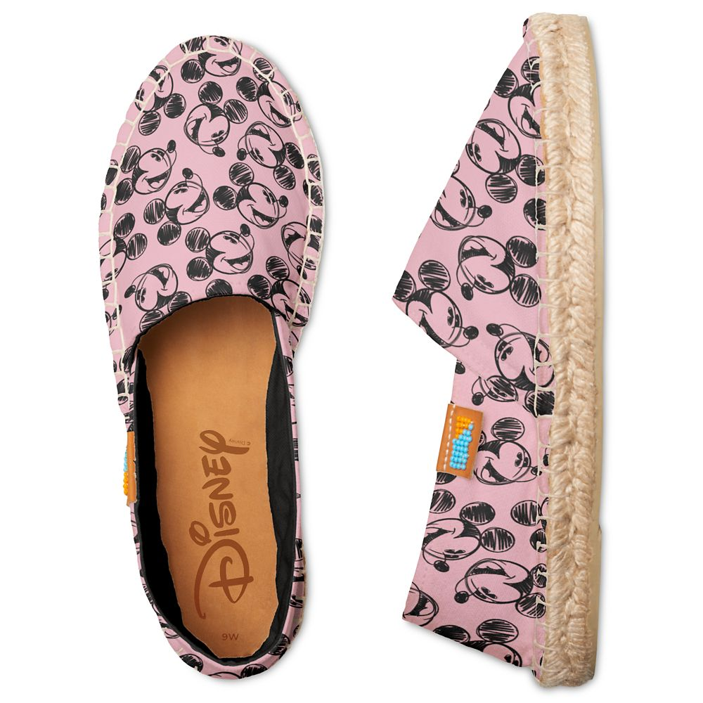 Mickey Mouse Espadrilles for Adults – Customizable
