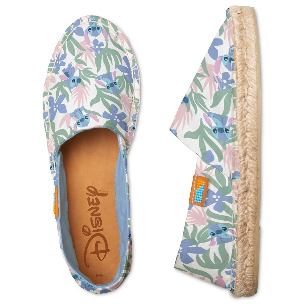 Stitch Espadrilles for Adults – Customizable