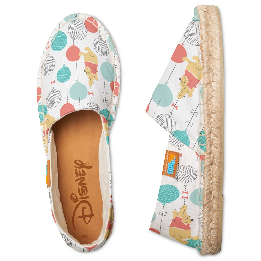 Winnie the Pooh Espadrilles for Adults – Customizable