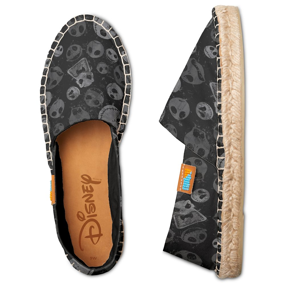 Jack Skellington Espadrilles for Adults – Customizable