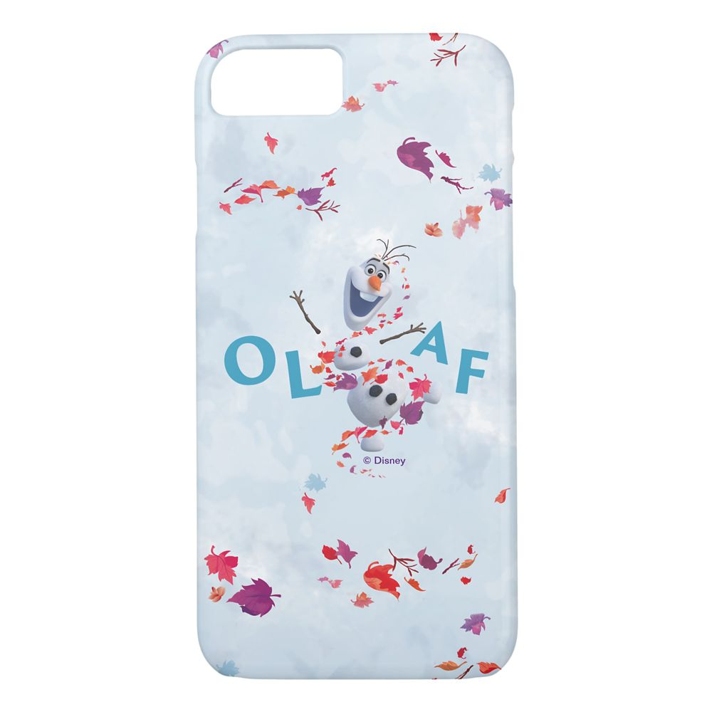 Olaf In The Breeze Case-Mate iPhone 8/7 Case – Frozen 2 – Customizable