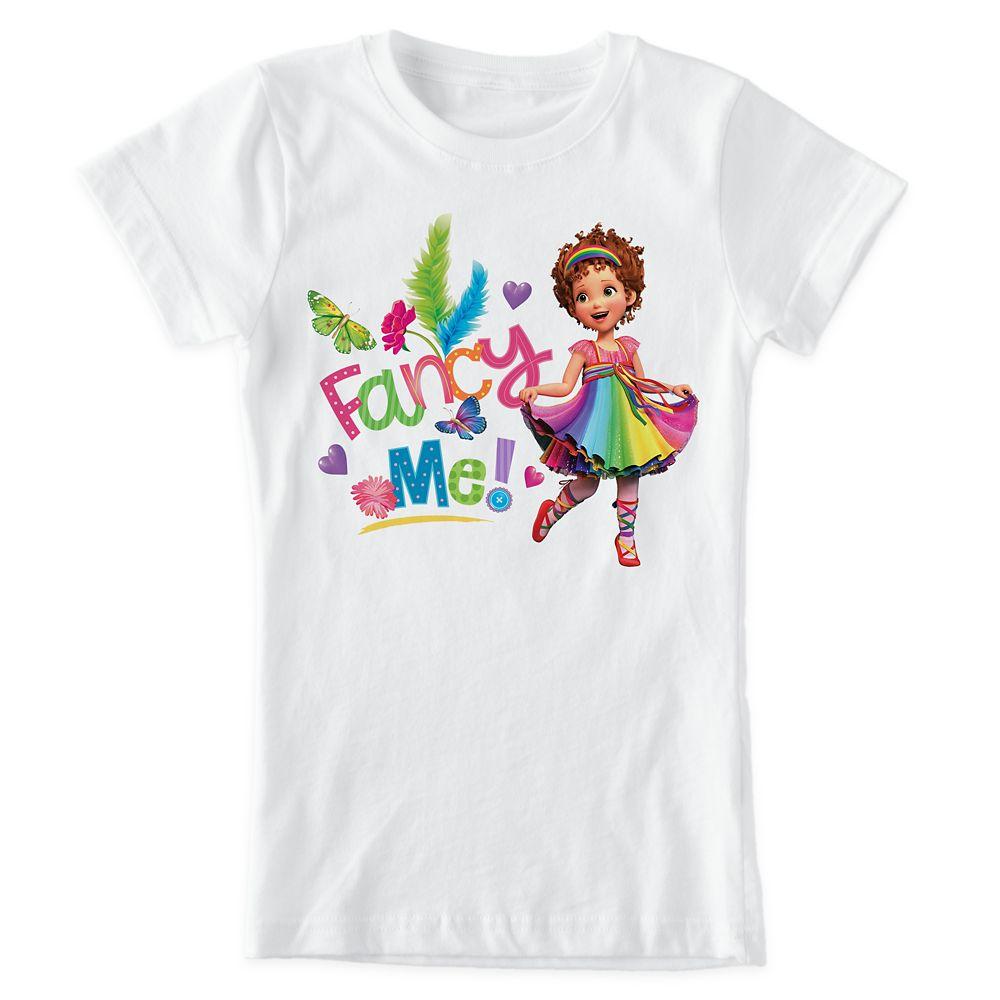 Fancy Nancy: ''Fancy Me'' T-Shirt for Girls – Customizable