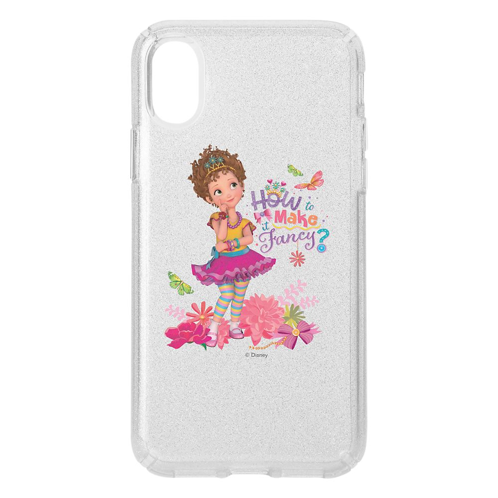 Fancy Nancy: ''How to Make it Fancy?'' Speck iPhone XS Case – Customizable