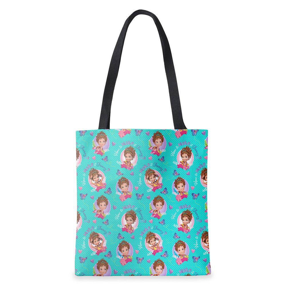 Fancy Nancy: ''How to Make it Fancy?'' Pattern Tote Bag – Customizable
