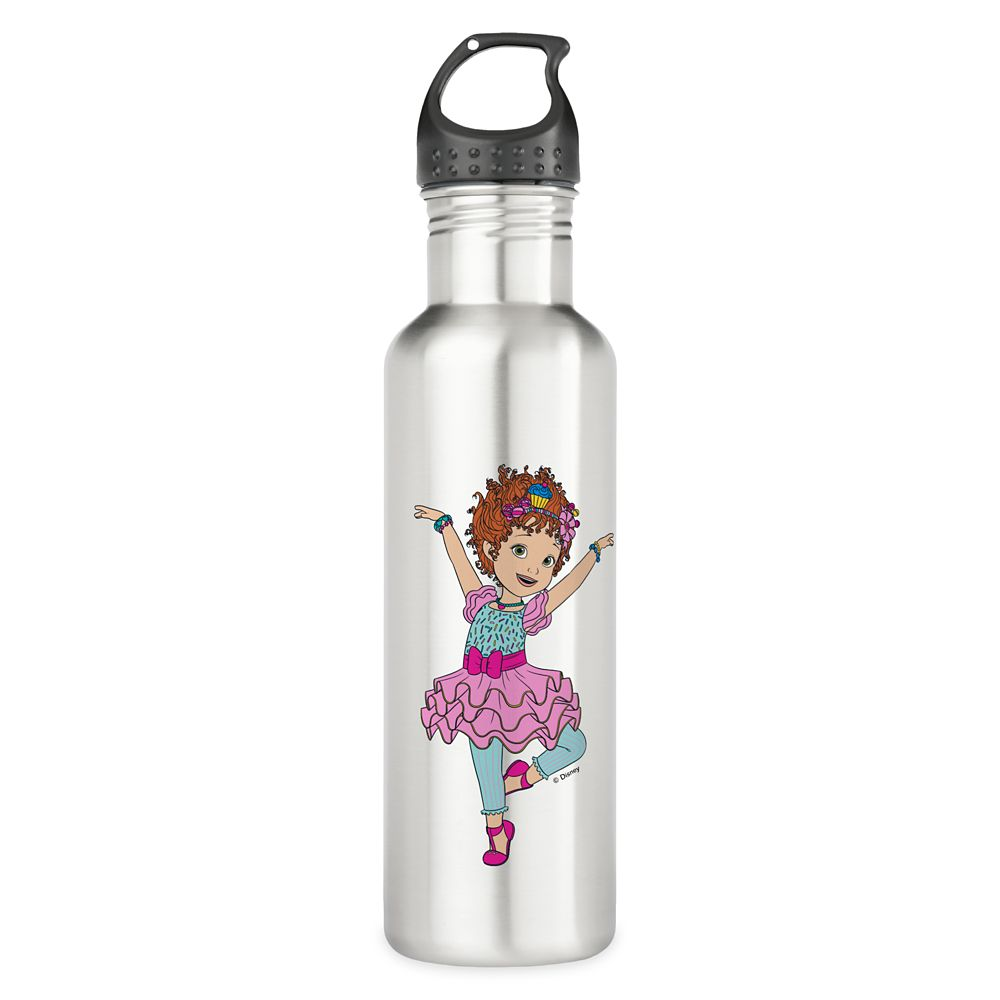 Fancy Nancy: Born to be Fancy Stainless Steel Water Bottle – Customizable