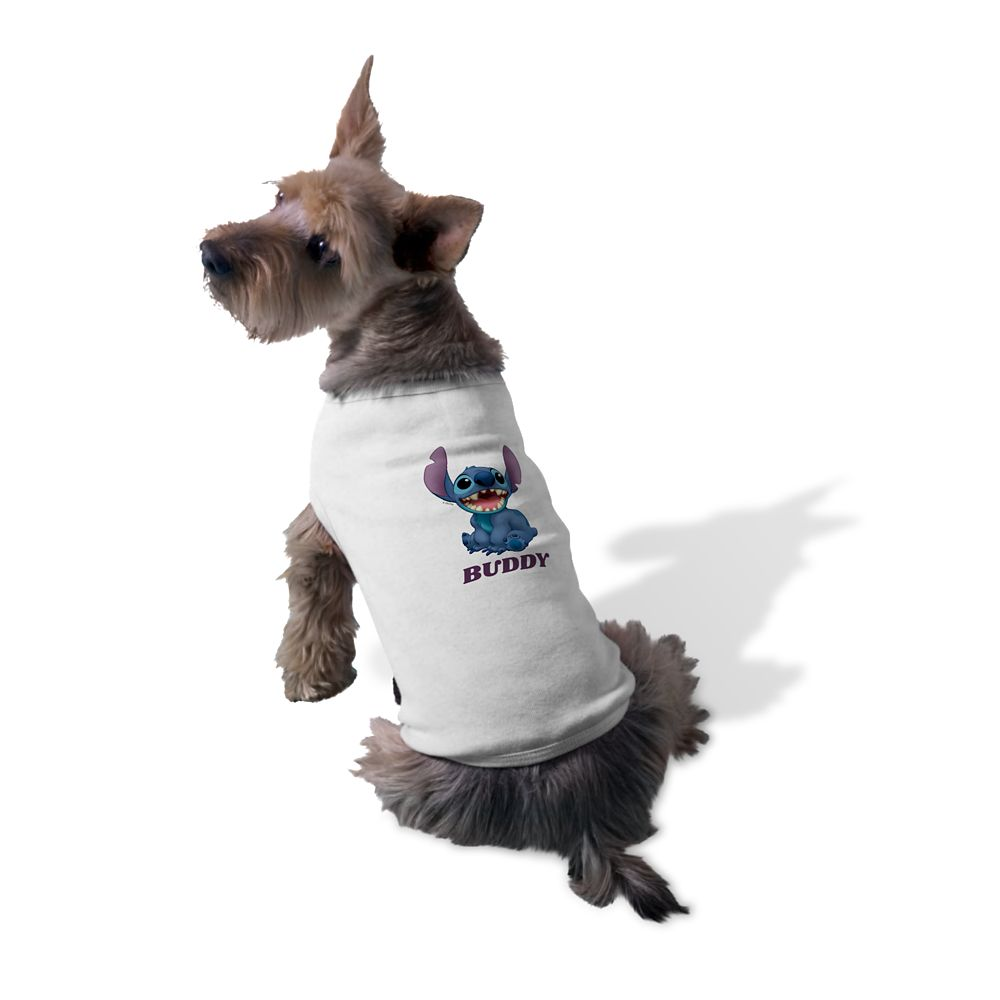 Stitch Pet Tank Top – Customizable