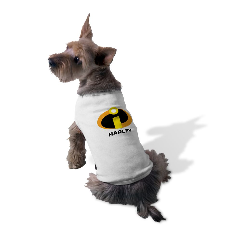 The Incredibles Logo Pet Tank Top – Customizable