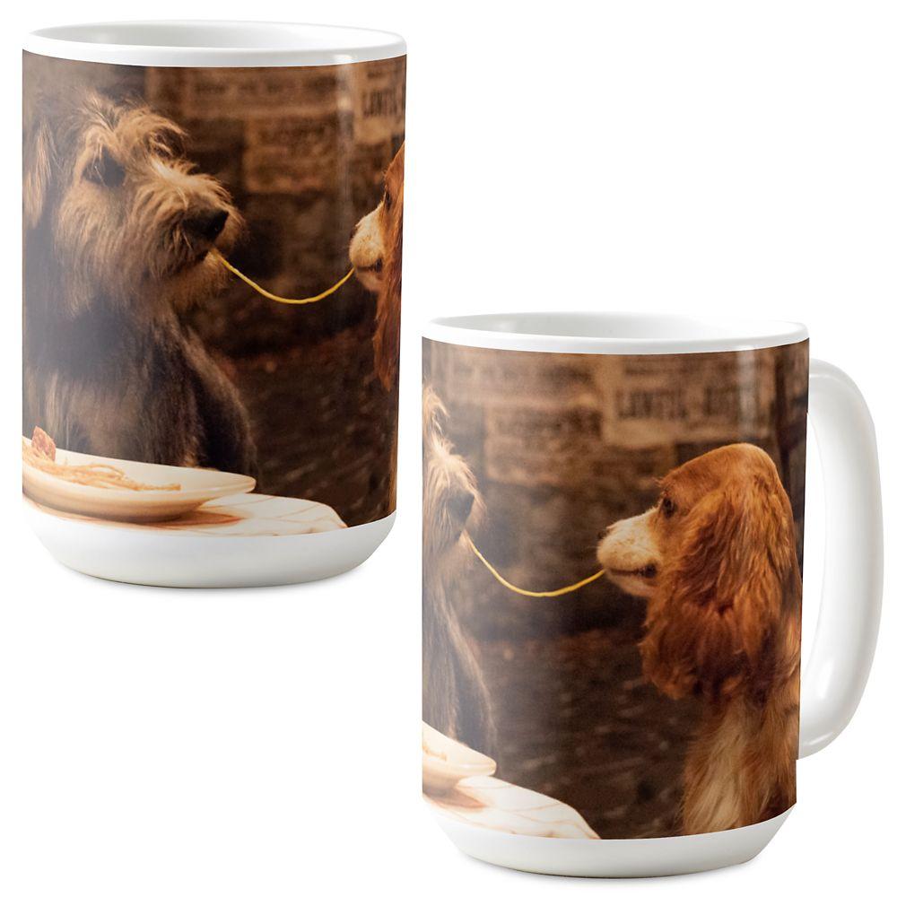 Lady and the Tramp Coffee Mug – Customizable