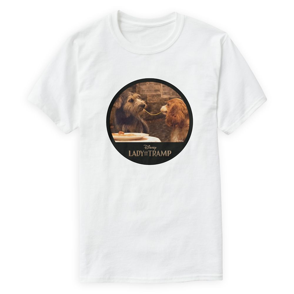 Lady and the Tramp T-Shirt for Men – Customizable