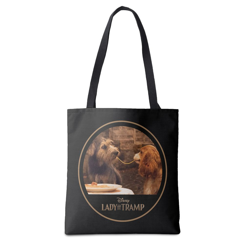 Lady and the Tramp Tote Bag – Customizable
