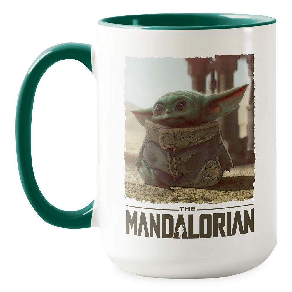 The Child – Star Wars: The Mandalorian Mug – Customized