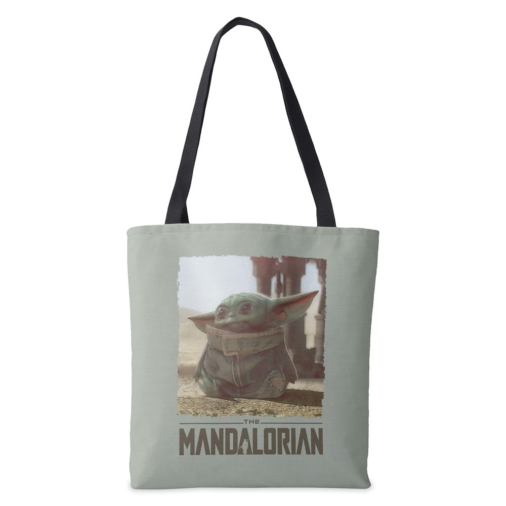 The Child – Star Wars: The Mandalorian Canvas Tote – Customized