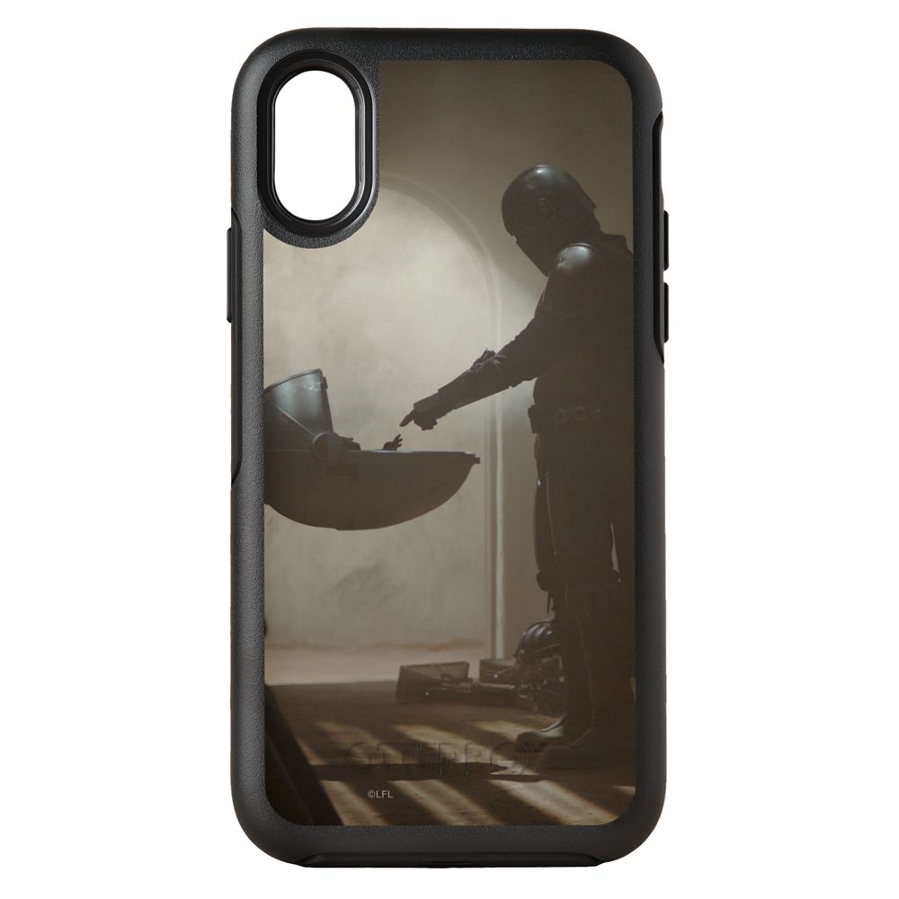 The Child – Star Wars: The Mandalorian Film Still iPhone Case – Customized
