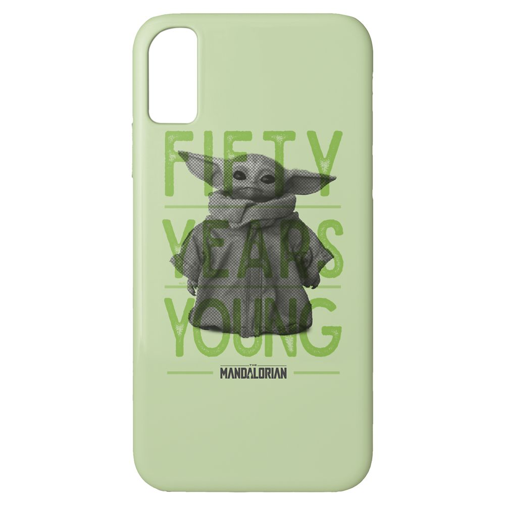 The Child – Star Wars: The Mandalorian 50 Years Young Case-Mate iPhone Case – Customized