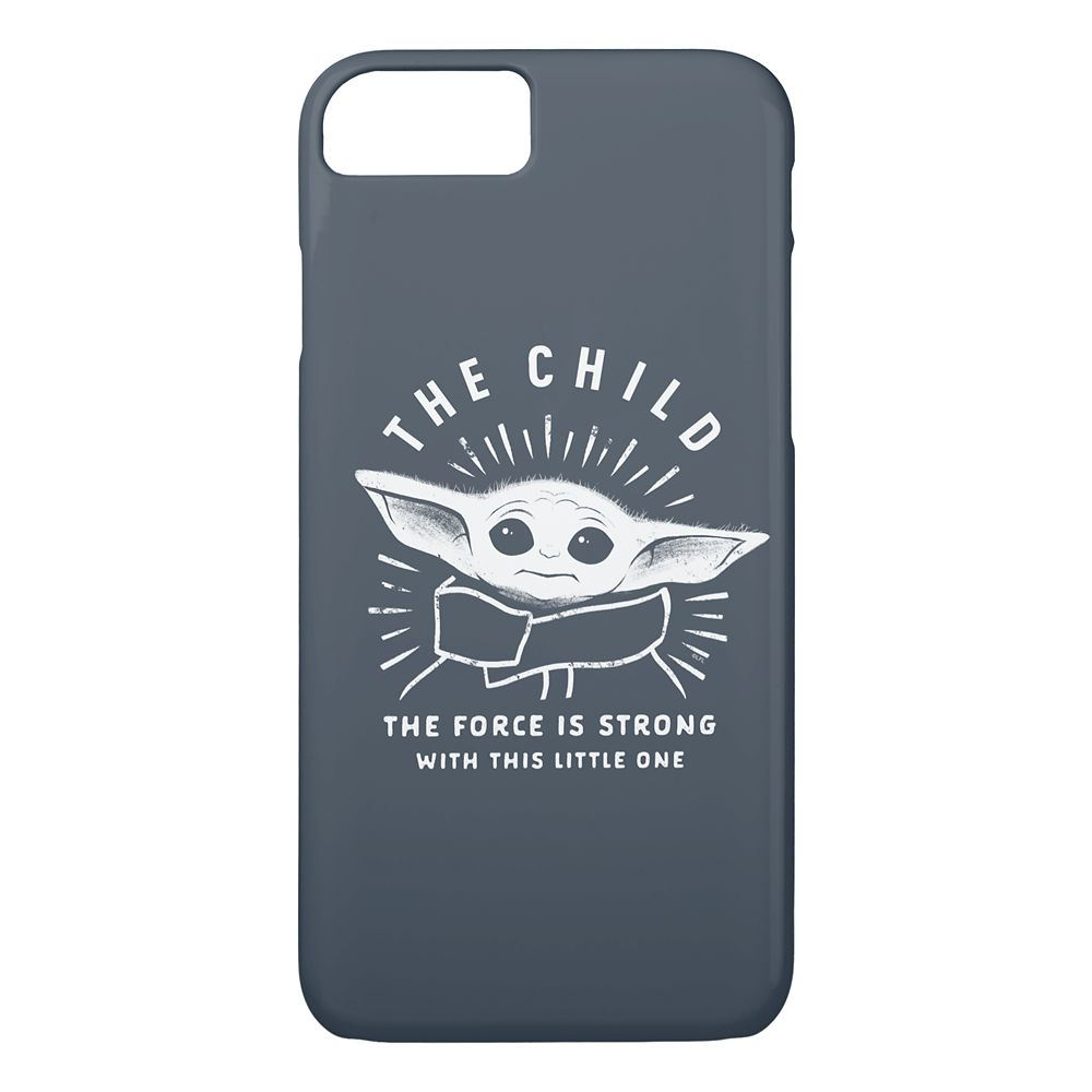 The Child: The Force is Strong With This One Case-Mate iPhone X Case – Star Wars: The Mandalorian – Customized