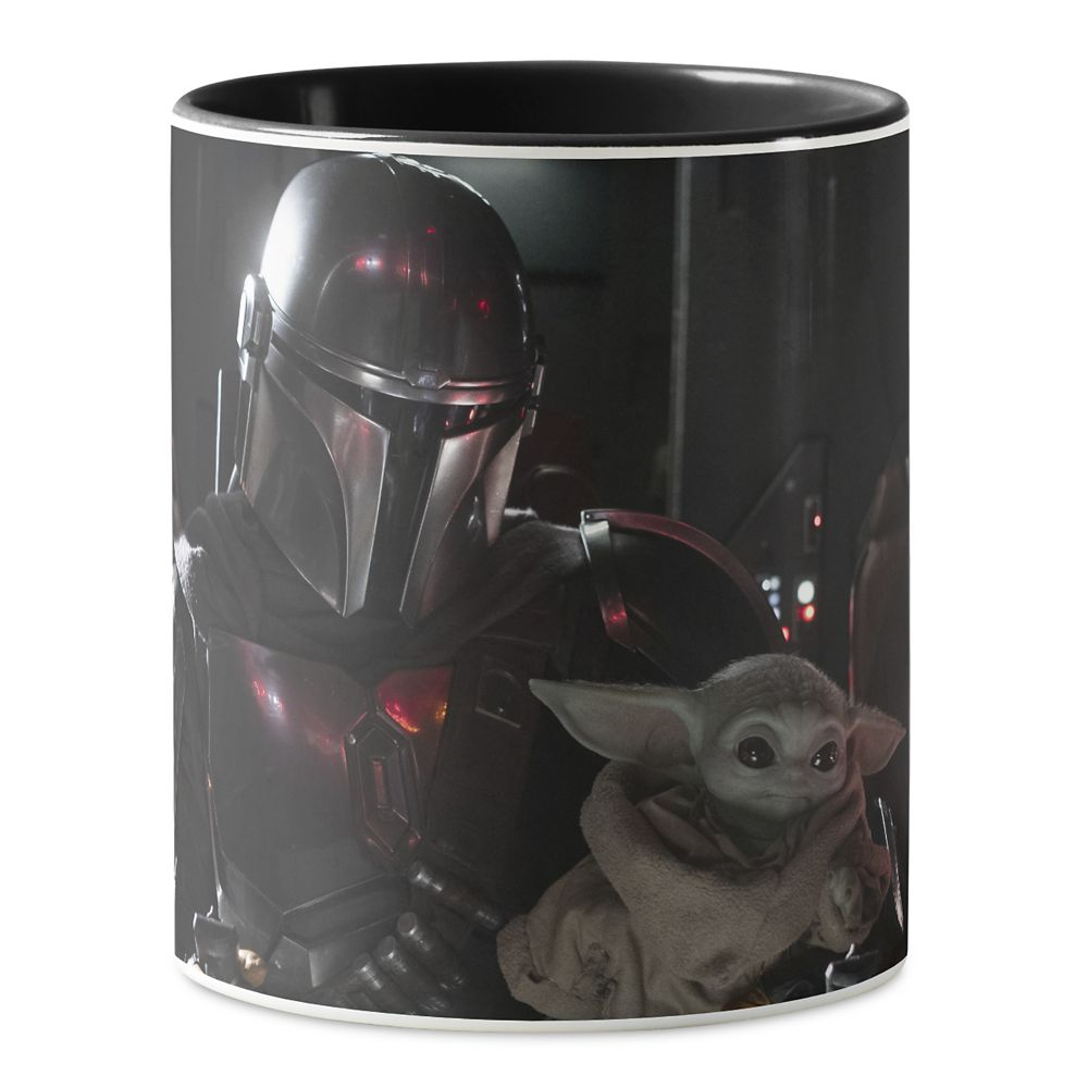 The Mandalorian and the Child in the Cockpit Mug – Star Wars: The Mandalorian – Customized