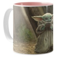 The Child Holding Cup Mug – Star Wars: The Mandalorian – Customized