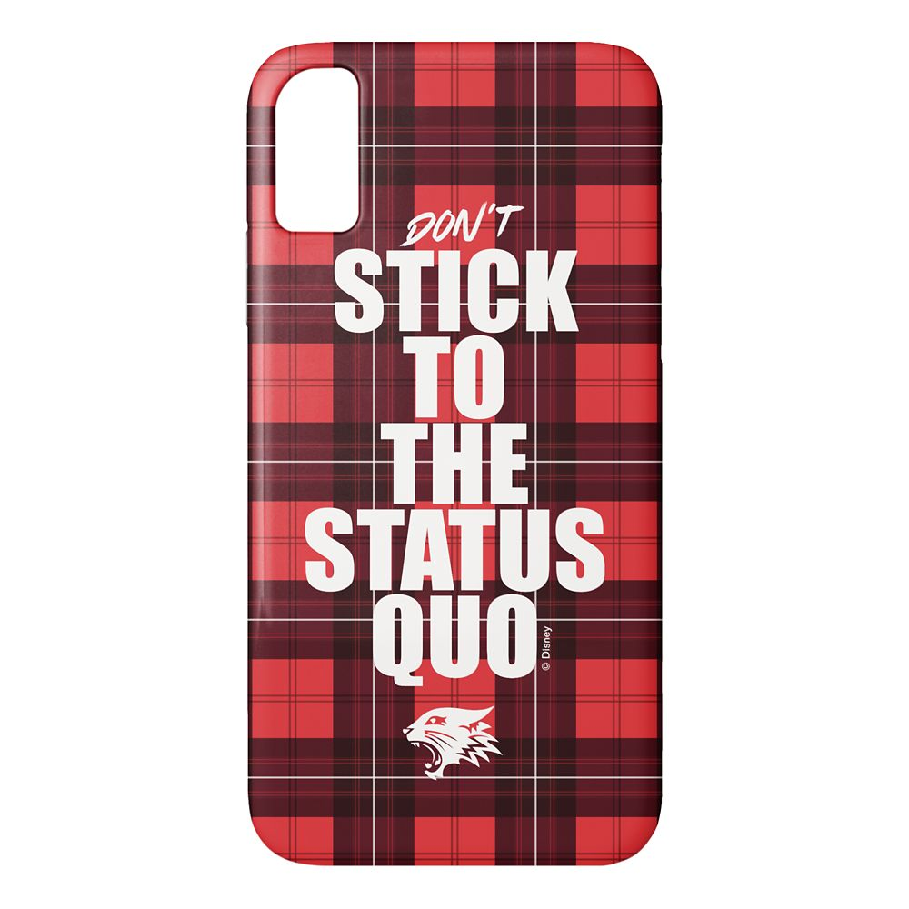 High School Musical: The Musical: The Series Status Quo Case-Mate iPhone X Case – Customized