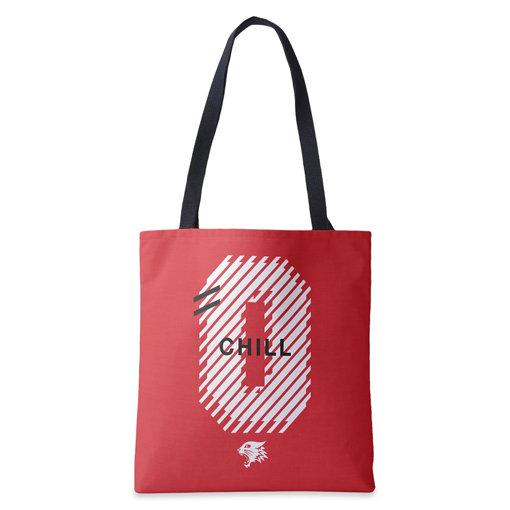 shopdisney.com - Chill Wildcats Tote Bag  High School Musical: The Musical: The Series  Customized Official shopDisney 19.95 USD