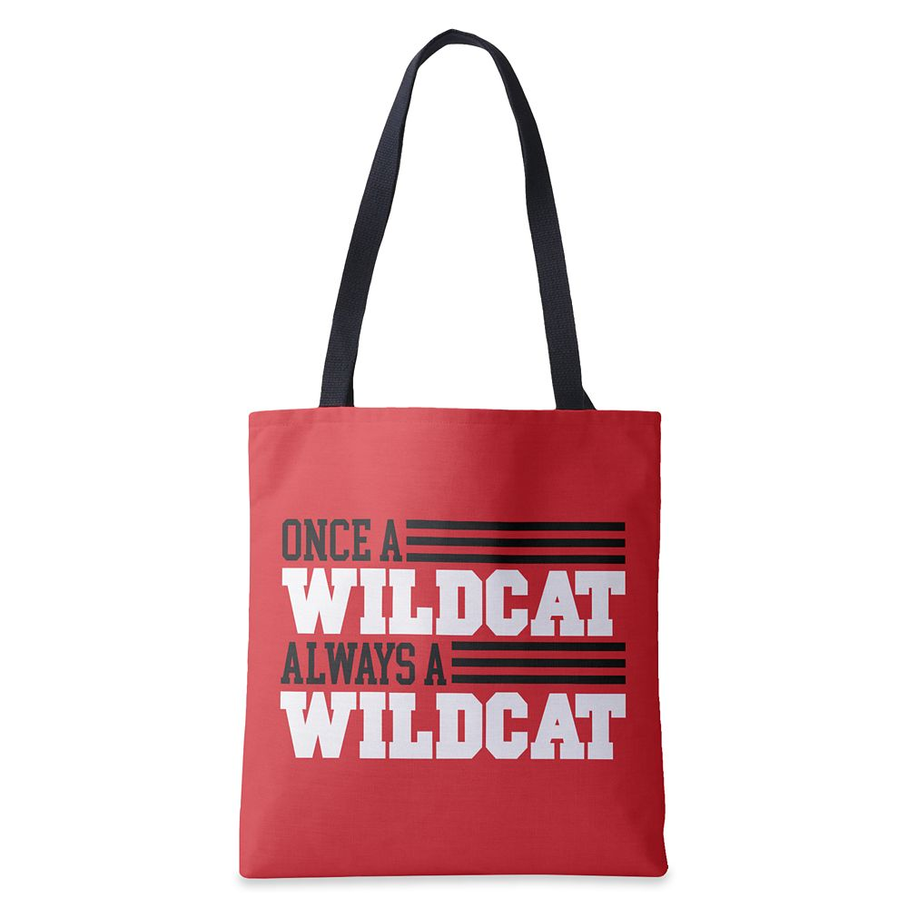 Always a Wildcat Tote – High School Musical: The Musical: The Series – Customized