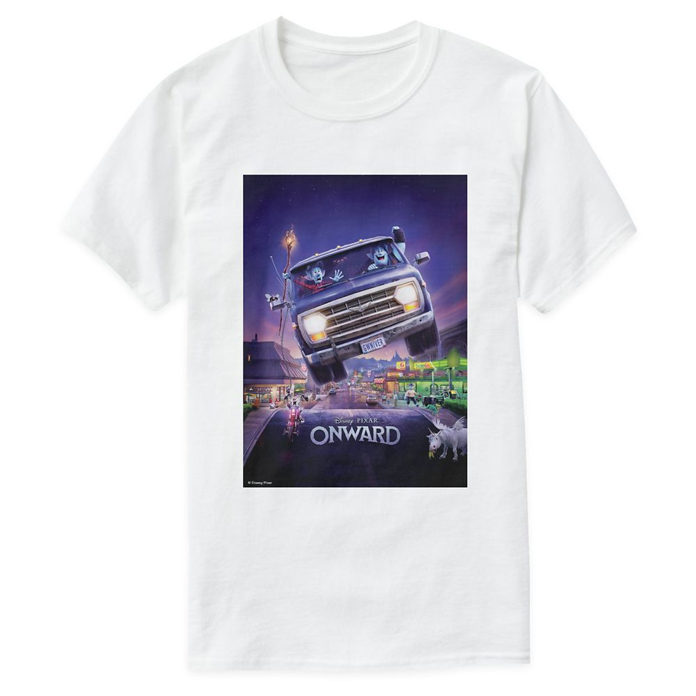 Onward Poster Art T-Shirt for Men – Customized