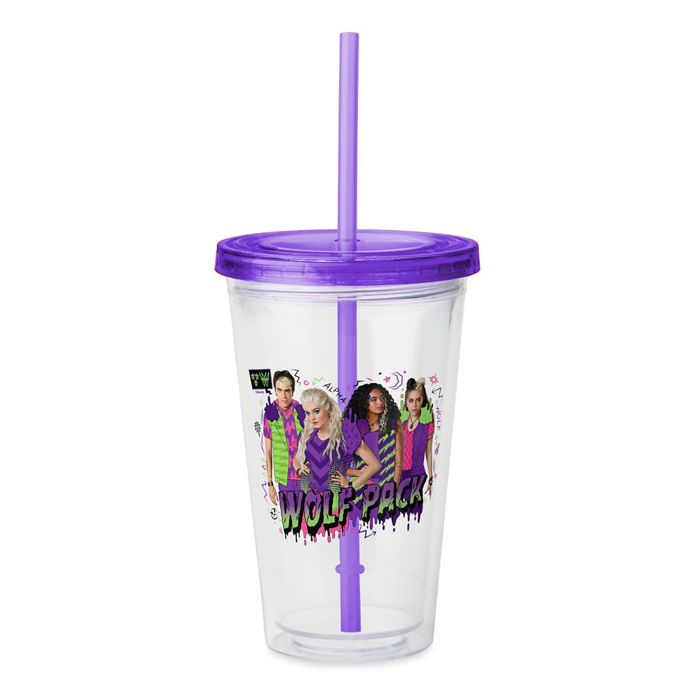 ZOMBIES 2: Wolf Pack Acrylic Tumbler – Customized